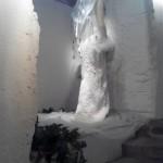 Vinterbrud trappa